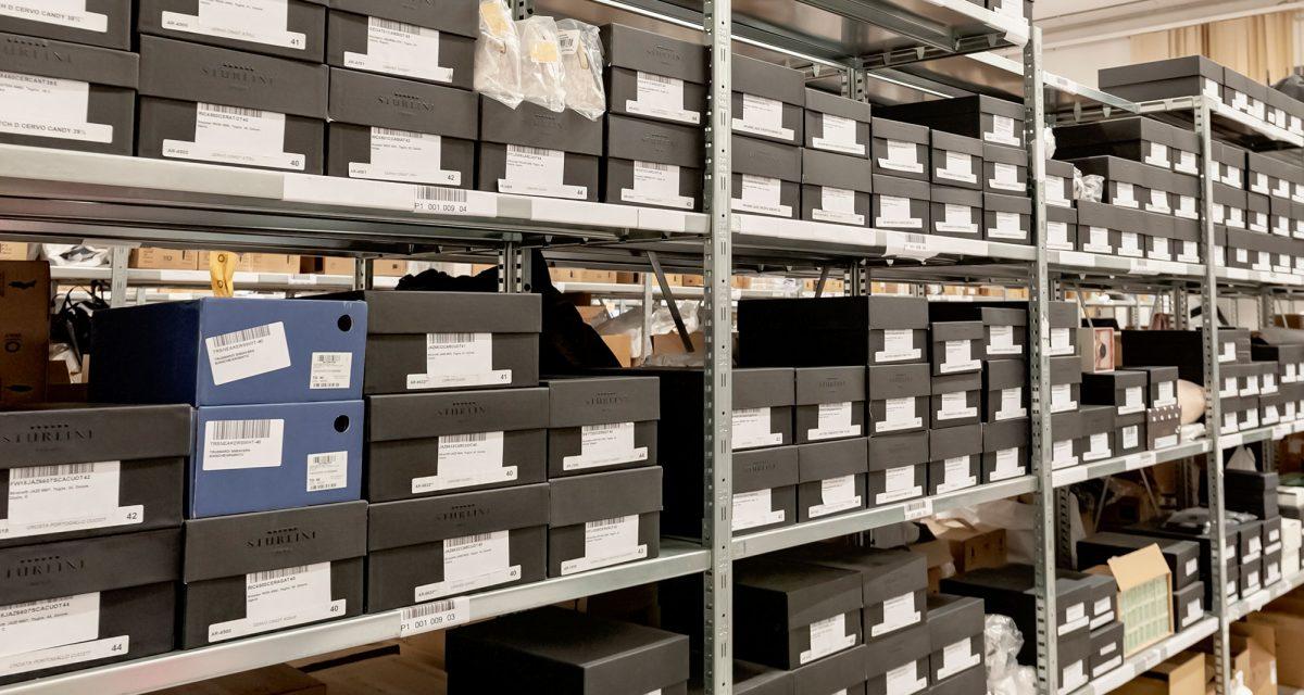 Logistica calzature Toscana TreElle Trasporti