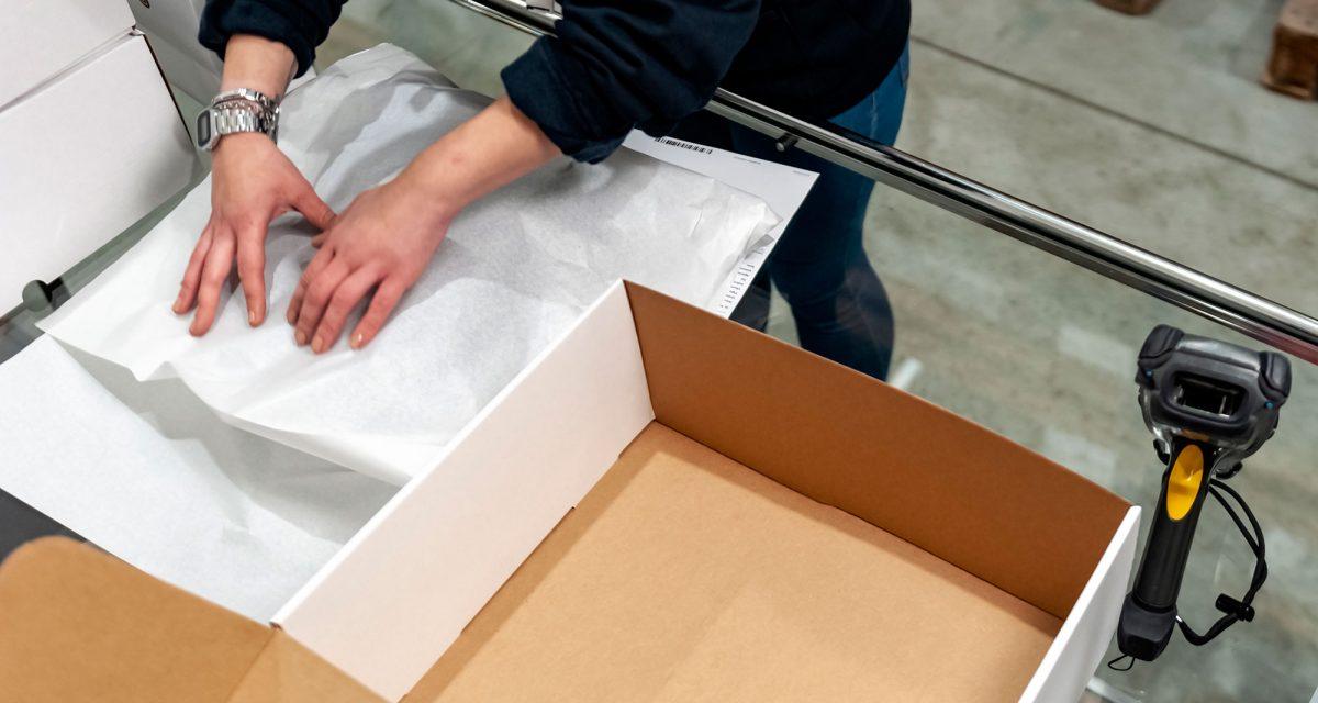 TreElle Trasporti Logistica ecommerce accessori
