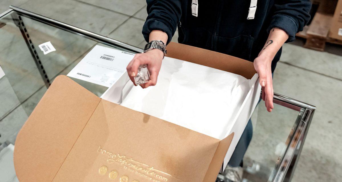 Logistica per e-commerce Toscana TreElle Trasporti